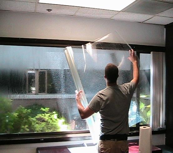 Бронирование окон и стекол